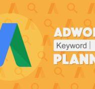 New Google Keyword Planner